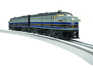 "Lionel 6-84413 - LionChief+-  FA AA Set ""Baltimore & Ohio"" w/ Bluetooth (#814-815)"