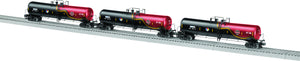 "Lionel 6-84434 - 30K Gallon Tank Cars ""Norfolk Southern"" (3-Car)"