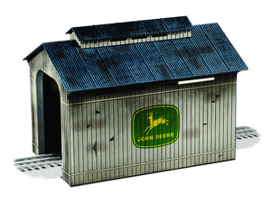 "Lionel 6-84480 - Covered Bridge ""John Deere"""