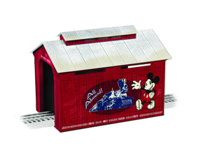 "Lionel 6-84485 - Covered Bridge ""Disney"""