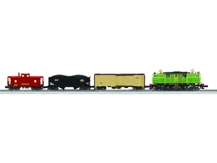 "Lionel 6-84512 - Tinplate - S2 Scale Freight Set ""Prewar Inspired"""