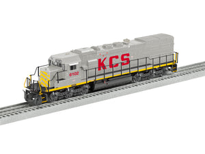 "Lionel 6-84624 - Legacy SD40T-2 Diesel Locomotive ""Kansas City Southern"" #6102"