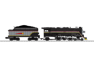 "Lionel 6-84679 - LionChief+ 4-6-2 Pacific Steam Engine ""Santa Fe"" #1369"