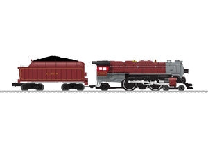 "Lionel 6-84681 - LionChief+ 4-6-2 Pacific Steam Engine ""Alton"" #5299"