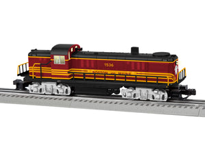 "Lionel 6-84699 - LionChief+ RS-3 Diesel Engine ""Boston & Maine"" #1535"