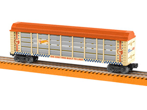 "Lionel 6-84705 - 50th Anniversary ""Hot Wheels"" Auto Rack"