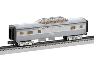 "Lionel 6-84725 - Add-On Vista Dome Car ""Santa Fe"""