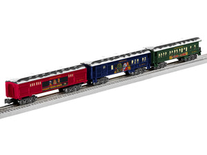 "Lionel 6-84765 - Angela Trotta Thomas - Passenger Set ""Christmas"" (3-Car)"