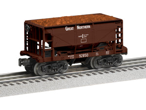 "Lionel 6-84777 - Ore Car ""Great Northern"" (6-Car)"