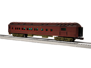 "Lionel 6-84821 - Pullman ""Liberty Hill"" Heavyweight Passenger Combine Car ""Pennsylvania"""