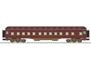 "Lionel 6-84824 - Pullman ""Lafayette Square"" Heavyweight Passenger Sleeper Car ""Pennsylvania"""