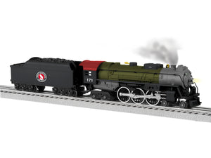 "Lionel 6-84937 - LionChief+ Hudson Steam Engine ""Great Northern"" #171"