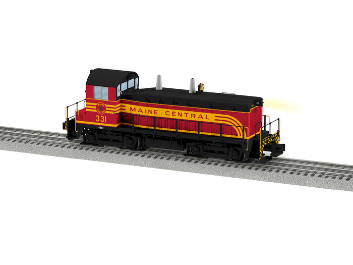 "Lionel 6-85023 - Legacy SW7 Diesel Engine ""Maine Central"" #331"