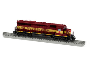 "Lionel 6-85043 - Legacy SD45 Diesel Engine ""Wisconsin Central"" #6580"