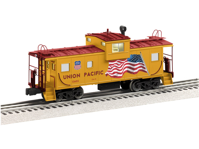 "Lionel 6-85076 - Wide Vision Caboose ""Union Pacific"" w/ Camera"