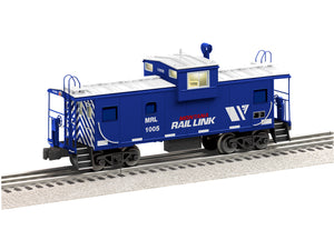 "Lionel 6-85080 - Wide Vision Caboose ""Montana Rail Link"""