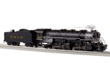 "Lionel 6-85177 - Legacy 2-6-6-2 Steam Engine ""Wheeling & Lake Erie"" #8007"