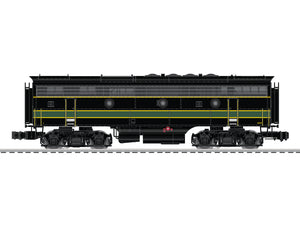 "Lionel 6-85214 - Legacy F3 B-Unit Diesel ""Reading"" #260B (Powered)"
