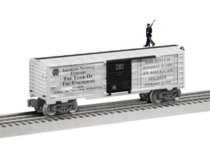 Lionel 6-85263 - Tomb of the Unknown Soldier Walking Brakeman