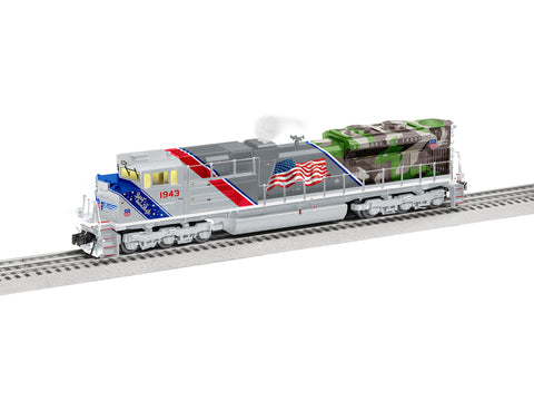 lionel 6 85315 legacy sd70ace diesel engine the spirit of the