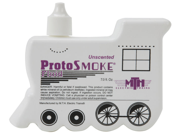"MTH 60-1045 - ProtoSmokeT Fluid ""Unscented"" (7 Oz.)"