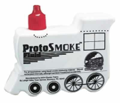 "MTH 60-1049 - ProtoSmoke Fluid ""Woodburning"" (7 Oz.)"