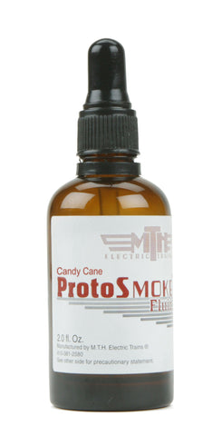 "MTH 60-1051H - ProtoSmokeT Fluid ""Candy Cane"" (2 Oz.)"