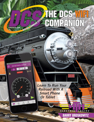 MTH 60-1406 - DCS Wifi Companion Book - Soft Cover - 1st Edition