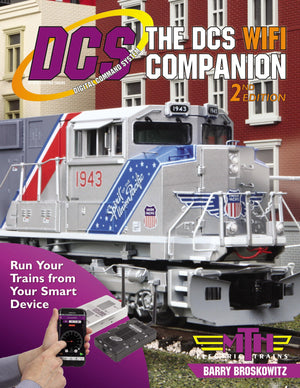 MTH 60-1412 - DCS Wifi Companion Book - Soft Cover - 2nd Edition