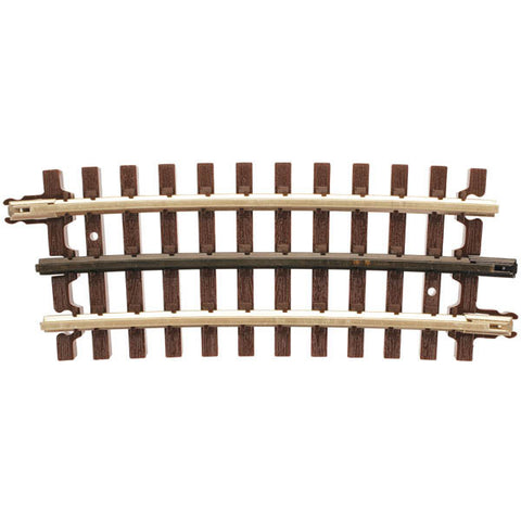 Atlas O 6012 - 1/3 O-81 Curve (2 pack) - O Scale