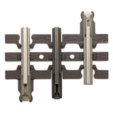 "Atlas O 6015 - 1-1/4"" Straight Track (O Scale) 4-Pack"