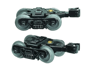 Lionel 6-14251 - Die-cast Metal Sprung Trucks w/ Rotating Bearing Caps (2-Pack)