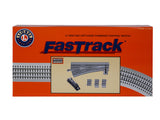 Lionel 6-16828 - FasTrack - O-60 Command Control Switch (Left)