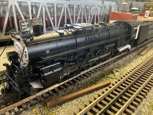 "Lionel 2031170 - Legacy 4-8-4 Steam Locomotive ""Santa Fe"" #3759 w/ Bluetooth"