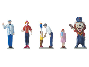 Lionel 6-24124 - Carnival People Pack (5-Pack)