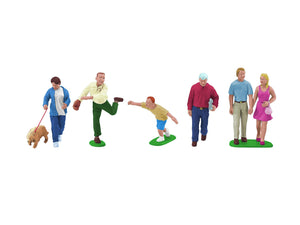 Lionel 6-24191 - Park People Pack (5-Pack)