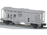 "Lionel 6-27962 - PS-2 Hopper ""Louisville & Nashville"" (2-Car)"