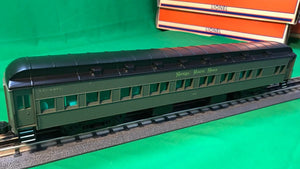 "Lionel 6-84208 - 18"" Heavyweight Passenger Coach Car ""Nickel Plate Road"" (2-Car) Set #2"