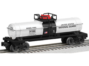 "Lionel 6-39388 - Tank Car ""U.S. National Guard"""