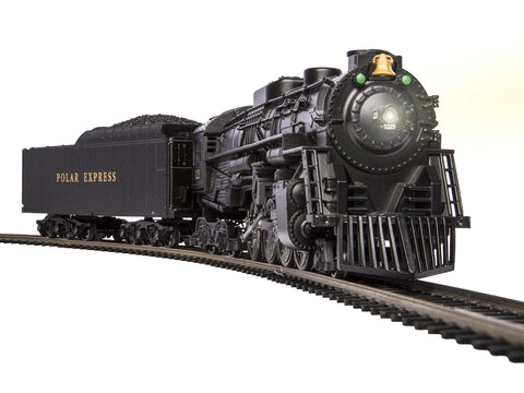 "Lionel - HO Scale ""Polar Express"" Engine & Passenger Cars"