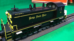 "Lionel 6-85061 - LionChief+ NW2 Switcher ""Nickel Plate Road"" w/ Bluetooth #13"