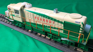 "MTH 30-20547-1 - RS-3 Diesel Engine ""Peabody Coal"" #467 w/ PS3"
