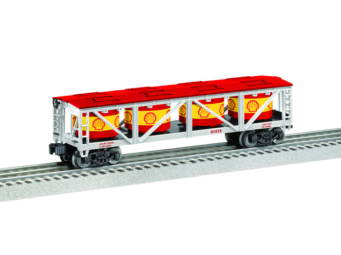 "Lionel 6-81018 - Vat Car ""Shell"""