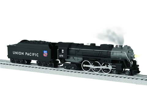 "Lionel 6-81303 - LionChief+ 4-6-4 Hudson ""Union Pacific"" #674"