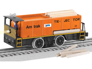 "Lionel 6-81448 - Command Control Tie-Jector ""Amtrak"""