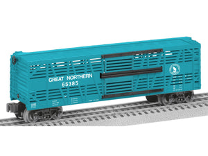"Lionel 6-81469 - Bi-Level Stockcar ""Great Northern"" #65385"