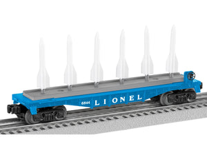 "Lionel 6-81493 - Missile Carrying Car ""Lionel Lines"""