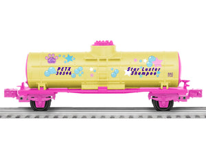 "Lionel 6-81617 - Single-Dome Tank Car ""Pet Shop"""