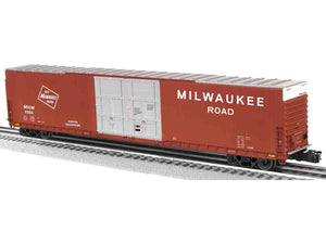 "Lionel 6-81710 - 86' Hi-Cube Boxcar ""Milwaukee Road"""
