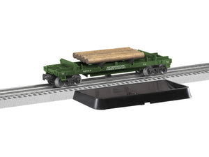 "Lionel 6-82054 - Log Dump Car ""Weyerhaeuser"""